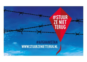 Bijna 70.000 handtekeningen tegen uitzetting naar Afghanistan