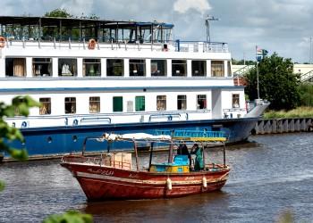 'Lampedusa-boot' komt aan in Groningen