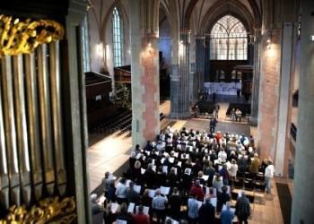 Muzikale middag in de Martinikerk voor Open Hof en INLIA