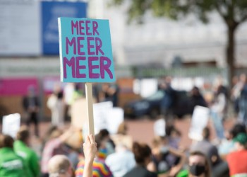 Groningen: Vluchtelingen zijn hier welkom