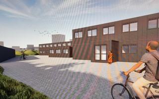 Nieuwe huisvesting voor Groningse LVV