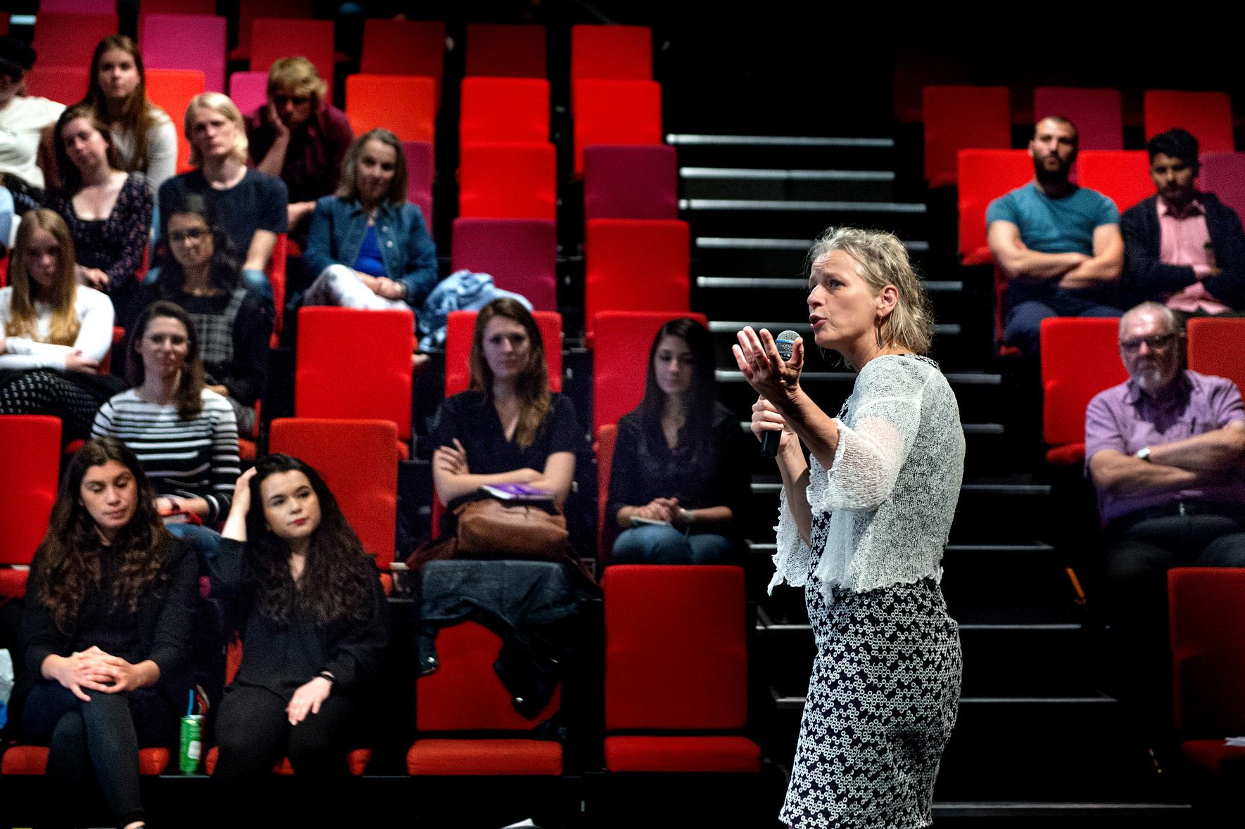 Grand Theatre jongeren en Carla van Os 22 juni 2018