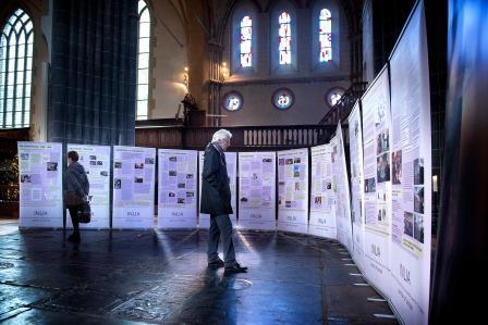Martinikerk 22dec2018 music and gift tentoonstelling