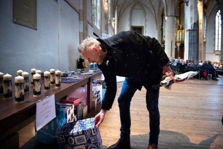 Martinikerk 22dec2018 music and gift kerstpakket